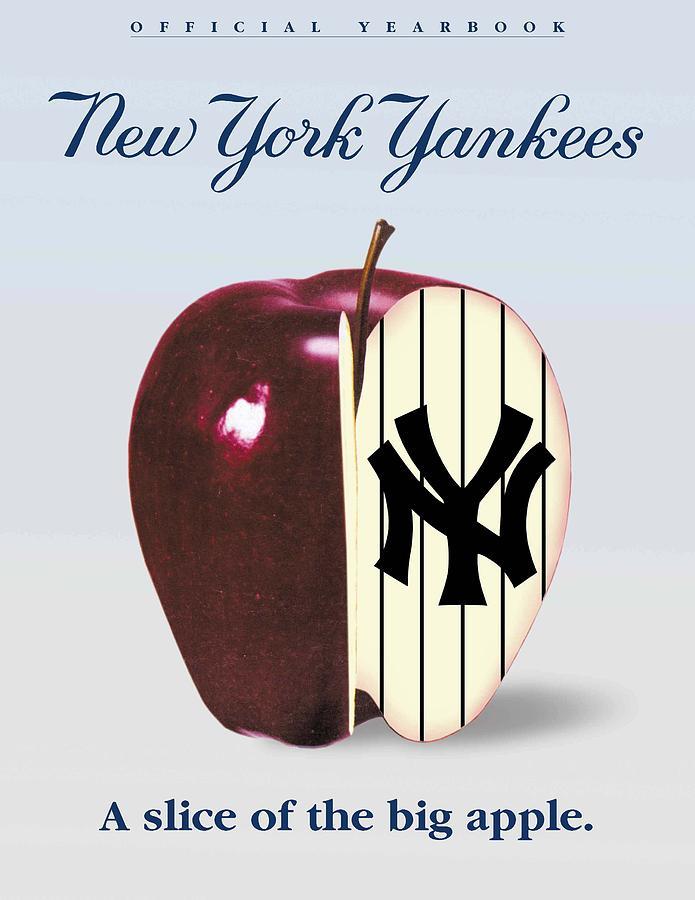 New York Yankees Painting by Harold Shull