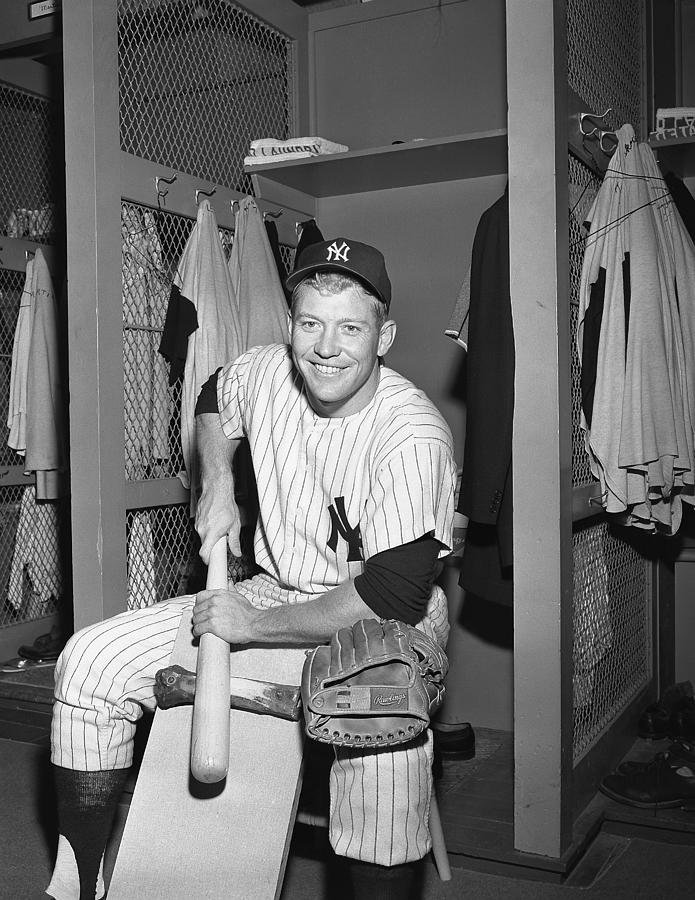 New York Yankees Photograph by Olen Collection