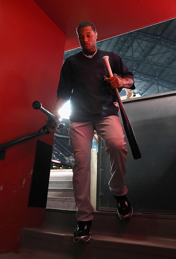 New York Yankees v Arizona Diamondbacks Photograph by Christian Petersen