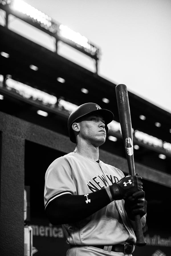 New York Yankees v Baltimore Orioles Photograph by Rob Tringali/Sportschrome
