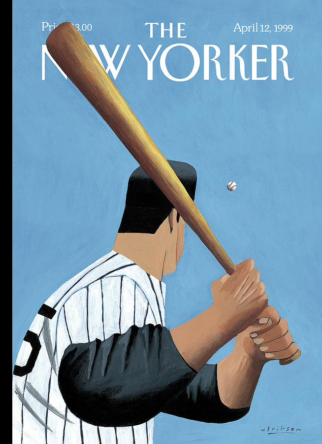 New Yorker April 12th, 1999 Painting by Mark Ulriksen