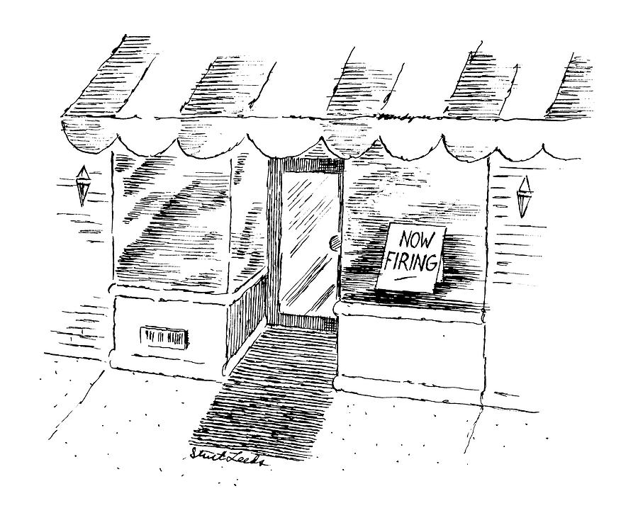 New Yorker April 15th, 1996 Drawing by Stuart Leeds