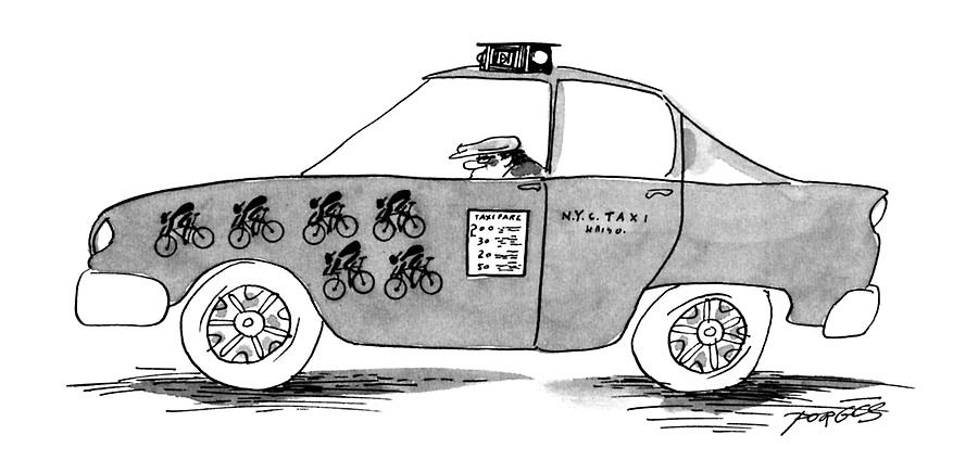 New Yorker April 1st, 1996 Drawing by Peter Porges