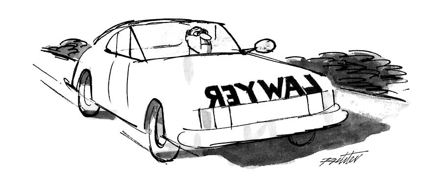 New Yorker April 20th, 1992 Drawing by Mischa Richter