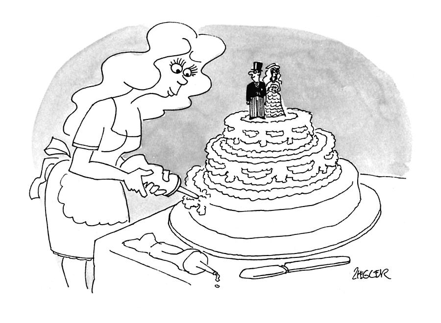 New Yorker April 25th, 1994 Drawing by Jack Ziegler
