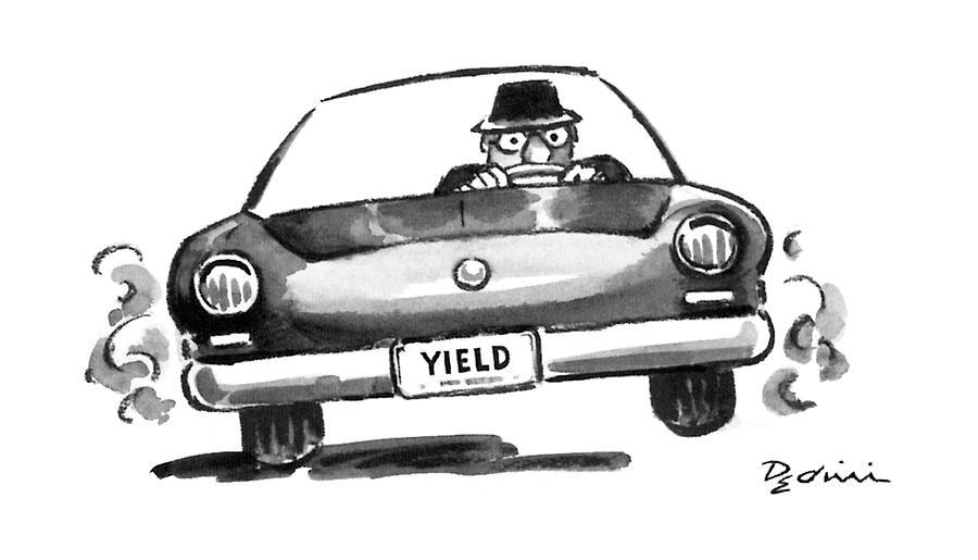 New Yorker August 15th, 1988 Drawing by Eldon Dedini
