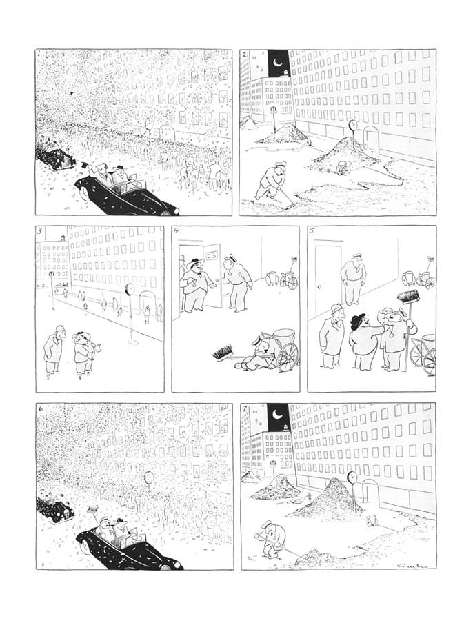 New Yorker August 16th, 1941 Drawing by Alfred Frueh