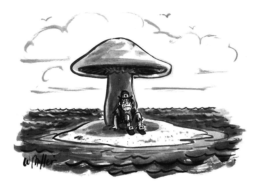 New Yorker August 22nd, 1994 Drawing by Warren Miller