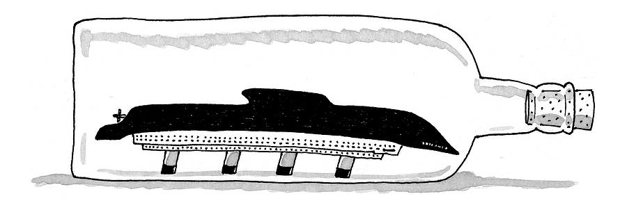 New Yorker December 15th, 1997 Drawing by Jack Ziegler