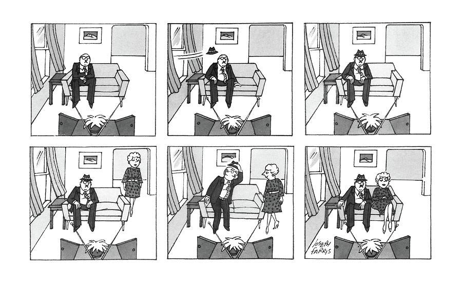 New Yorker December 1st, 1986 Drawing by Joseph Farris