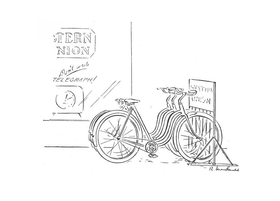 New Yorker December 26th, 1942 Drawing by Roberta Macdonald