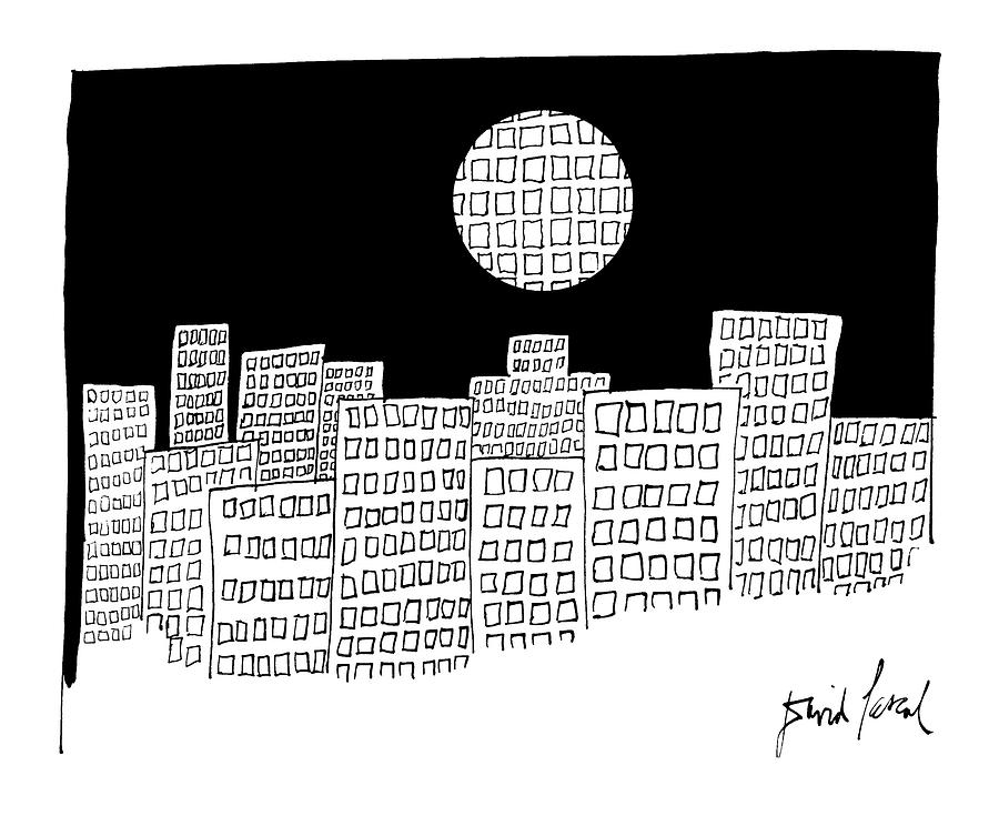 New Yorker December 26th, 1983 Drawing by David Pascal