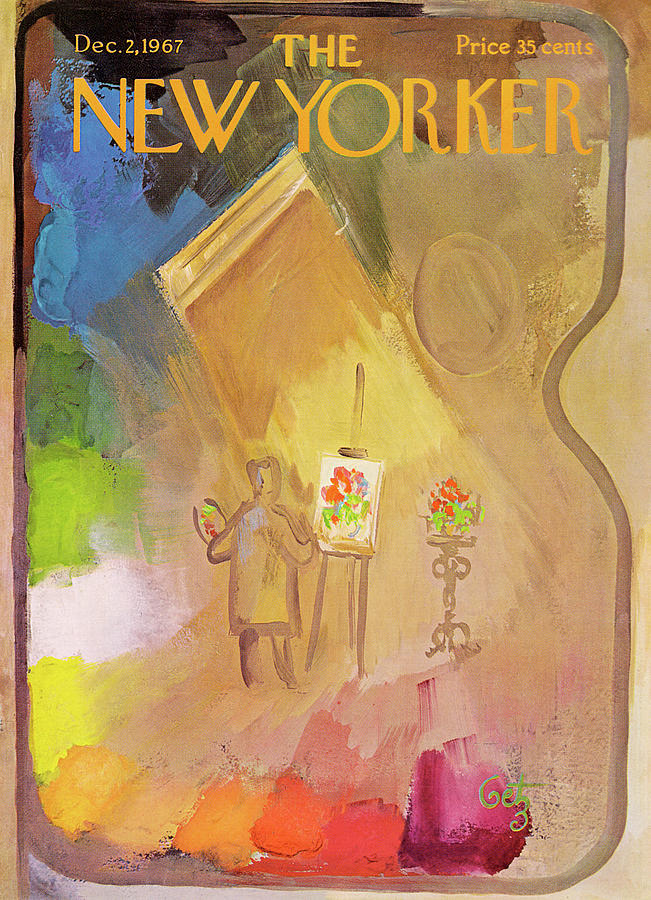 New Yorker December 2nd, 1967 Painting by Arthur Getz