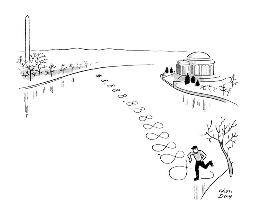 New Yorker December 30th, 1944 Drawing by Chon Day