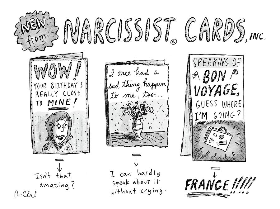 New Yorker December 30th, 1985 Drawing by Roz Chast