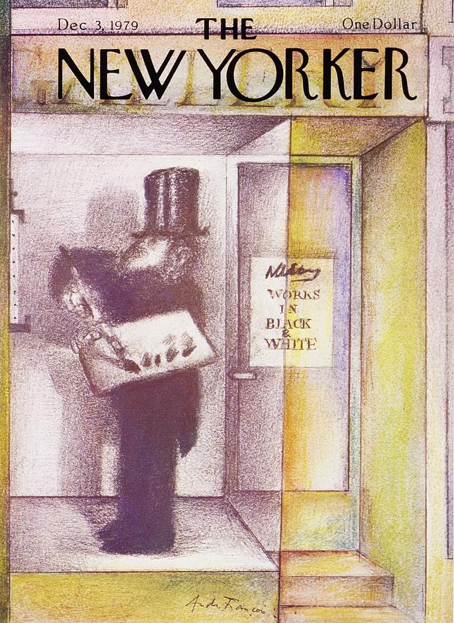 New Yorker December 3rd 1979 Painting by Andre Francois