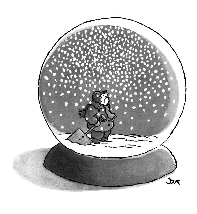New Yorker February 14th, 1977 Drawing by John Jonik