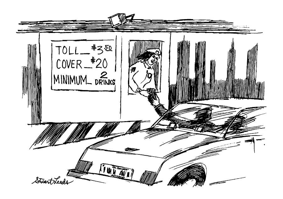 New Yorker February 22nd, 1999 Drawing by Stuart Leeds