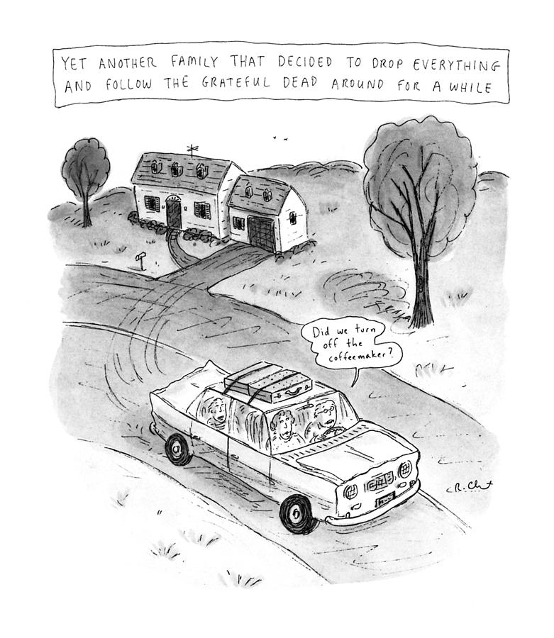 New Yorker February 3rd, 1992 Drawing by Roz Chast