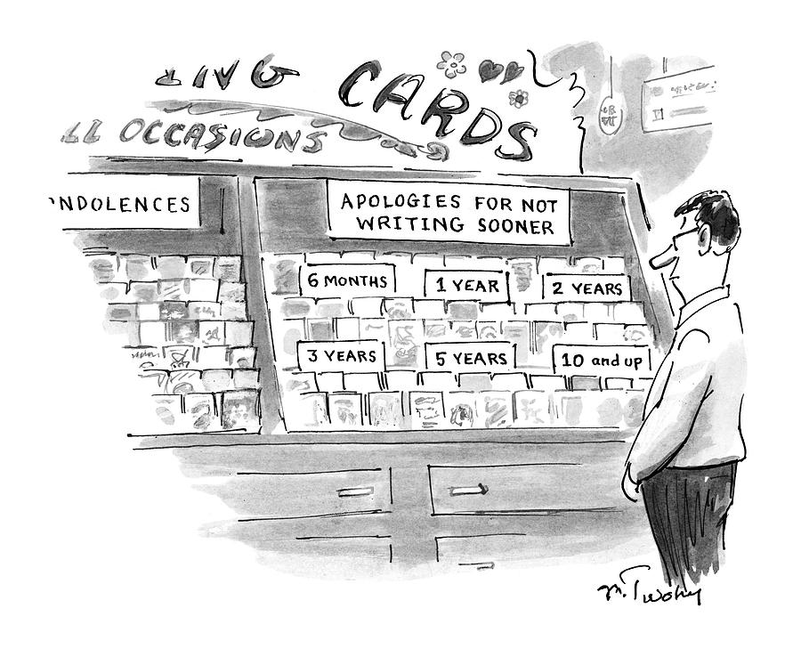 New Yorker February 3rd, 1997 Drawing by Mike Twohy