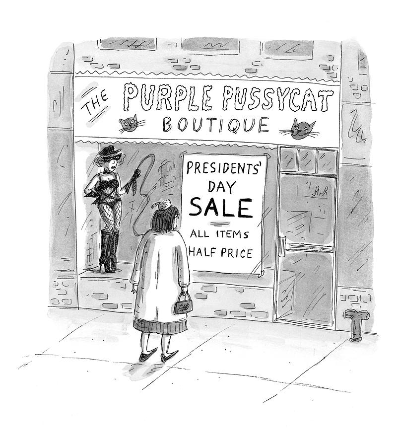 New Yorker February 9th, 1998 Drawing by Roz Chast