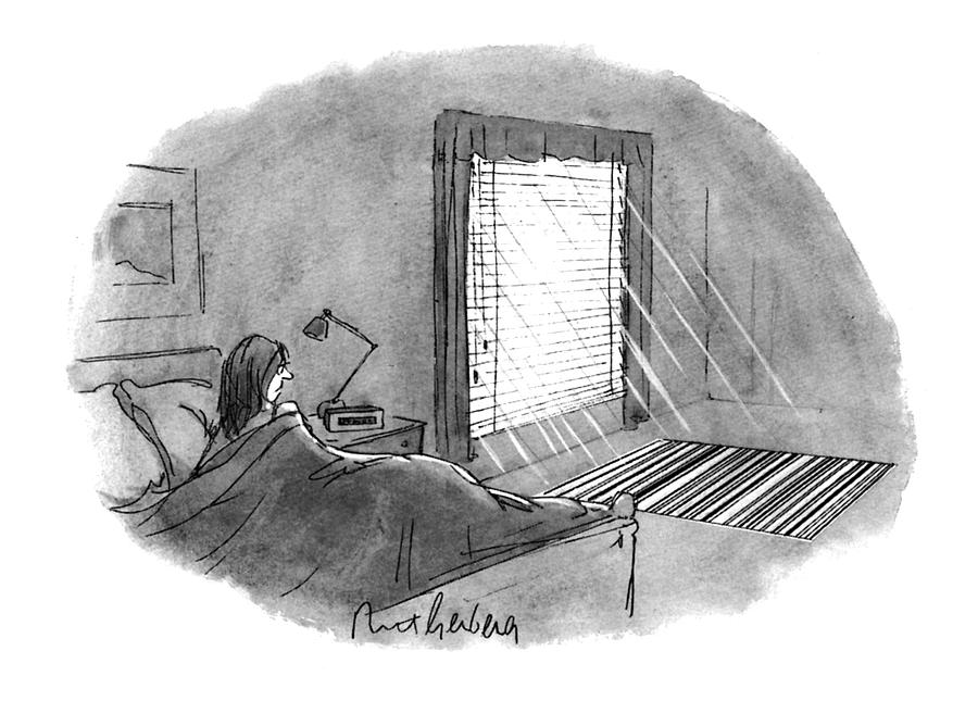 New Yorker January 10th, 1994 Drawing by Mort Gerberg