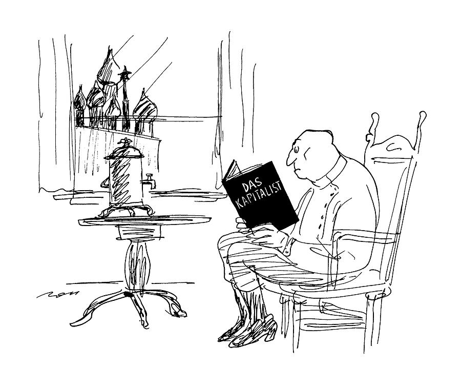 New Yorker January 1st, 1990 Drawing by Al Ross