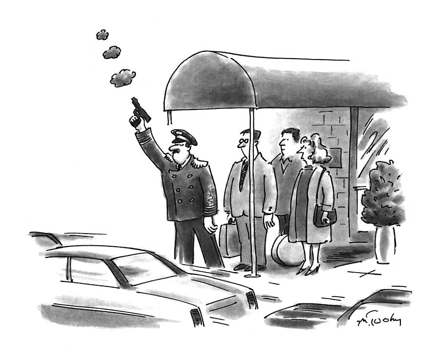 New Yorker January 24th, 1994 Drawing by Mike Twohy