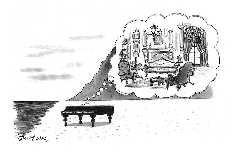 New Yorker January 24th, 1994 Drawing by Mort Gerberg