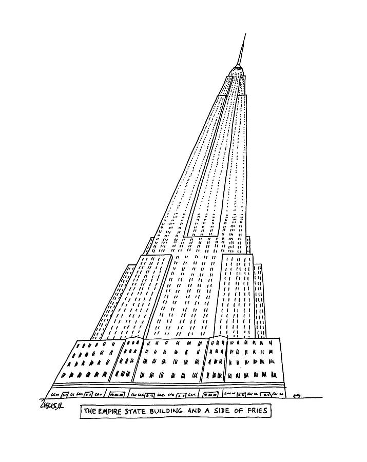 New Yorker January 4th, 1982 Drawing by Jack Ziegler