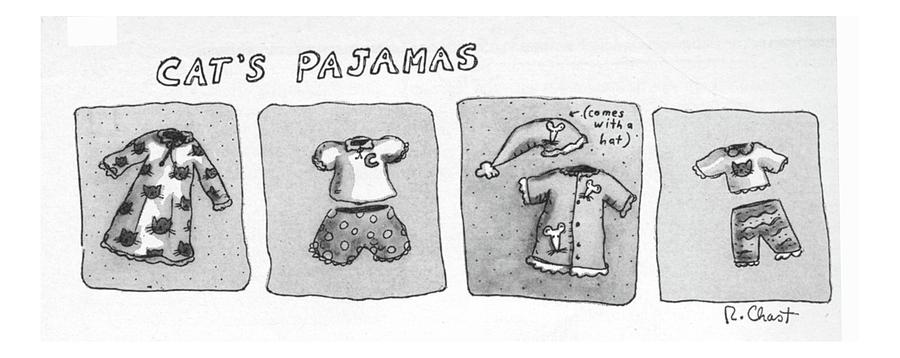 New Yorker January 5th, 1981 Drawing by Roz Chast