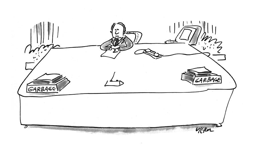 New Yorker July 12th, 1993 Drawing by Dean Vietor