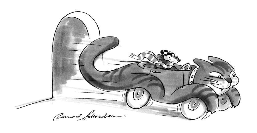 New Yorker July 16th, 1990 Drawing by Bernard Schoenbaum