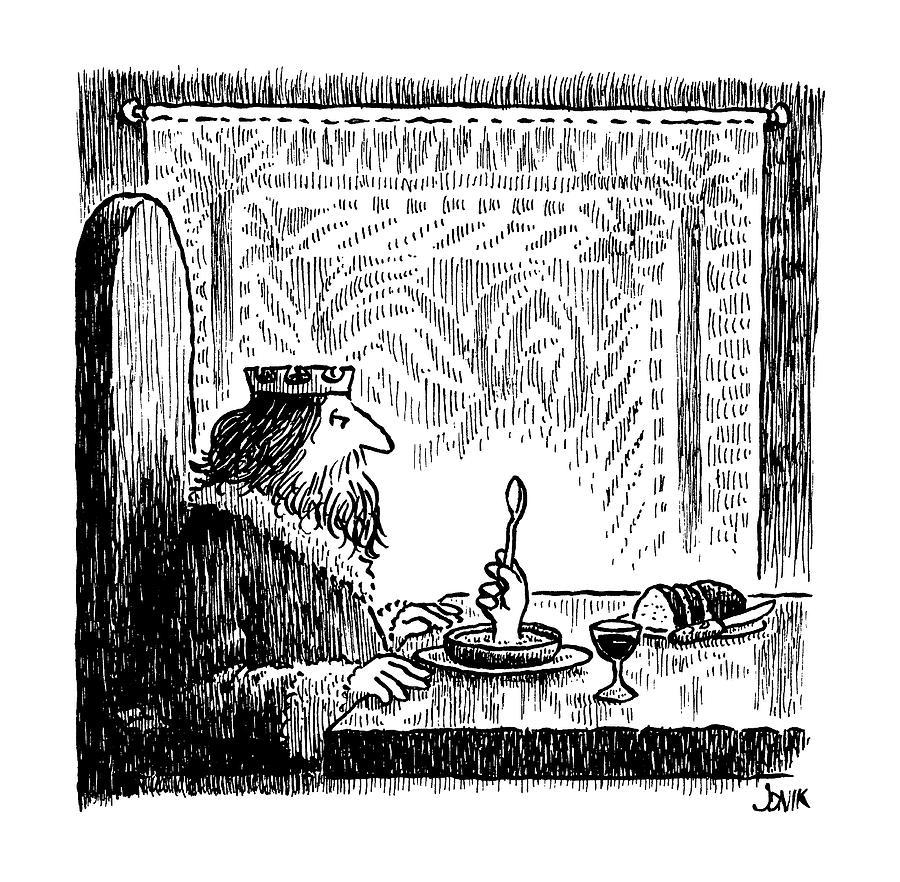 New Yorker July 22nd, 1991 Drawing by John Jonik