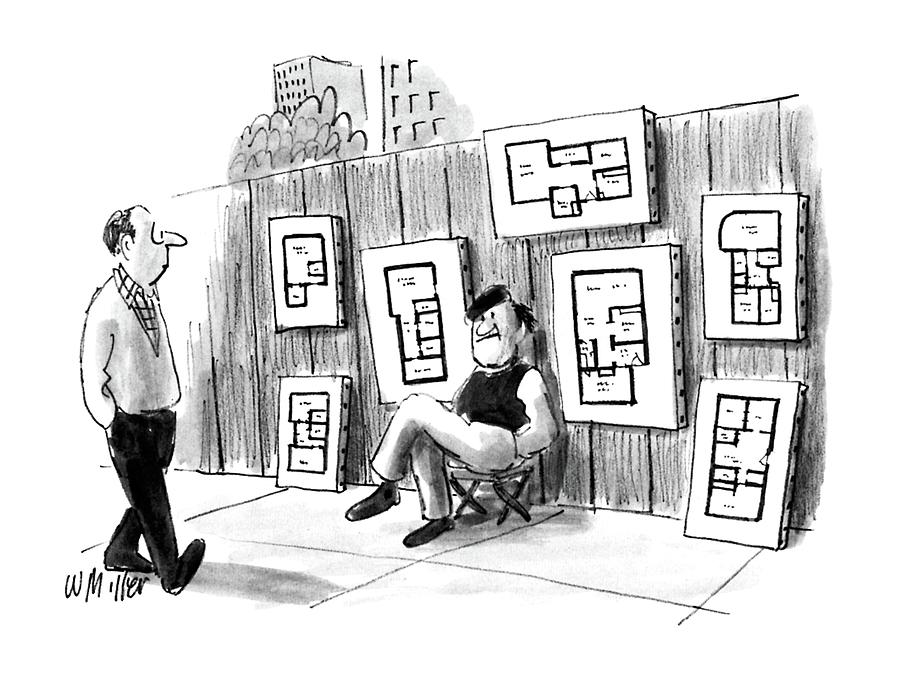 New Yorker July 25th, 1988 Drawing by Warren Miller