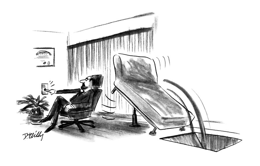 New Yorker June 10th, 1991 Drawing by Donald Reilly