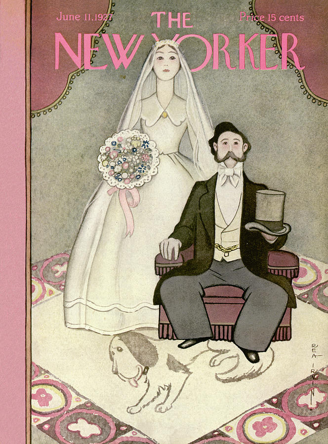 New Yorker June 11th, 1927 Painting by Rea Irvin