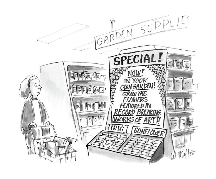 New Yorker June 13th, 1988 Drawing by Warren Miller