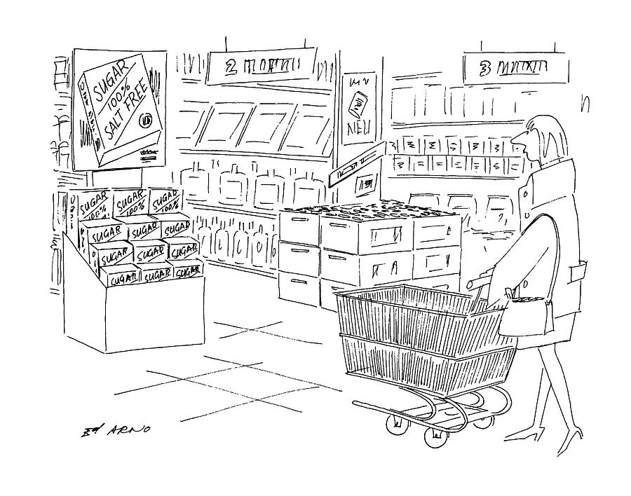 New Yorker June 15th, 1992 Drawing by Ed Arno