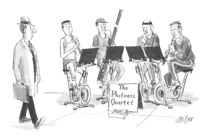New Yorker June 1st, 1987 Drawing by Warren Miller