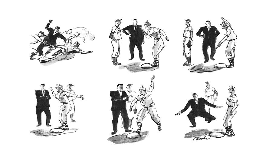 New Yorker June 21st, 1941 Drawing by Perry Barlow