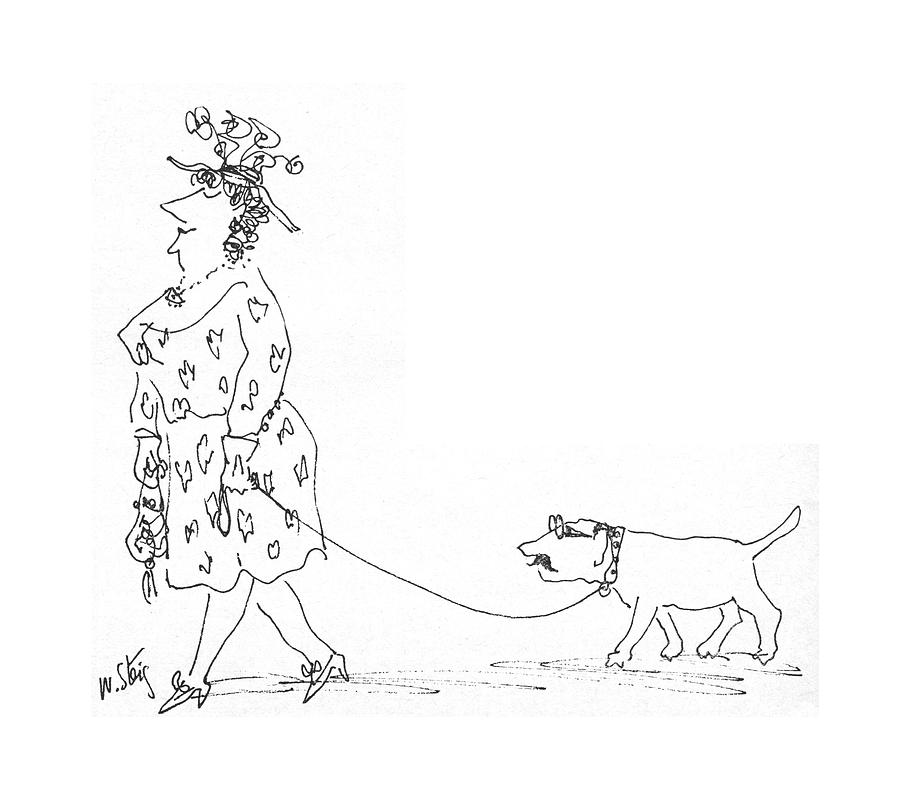 New Yorker June 21st, 1969 Drawing by William Steig
