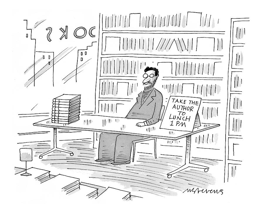 New Yorker June 22nd, 1998 Drawing by Mick Stevens