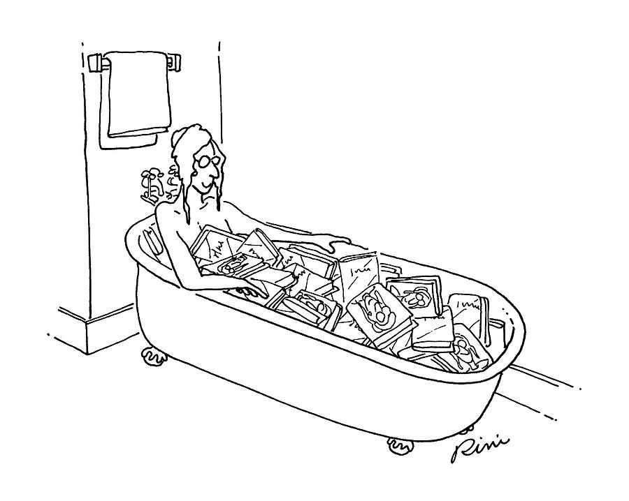 New Yorker June 26th, 1995 Drawing by J.P. Rini