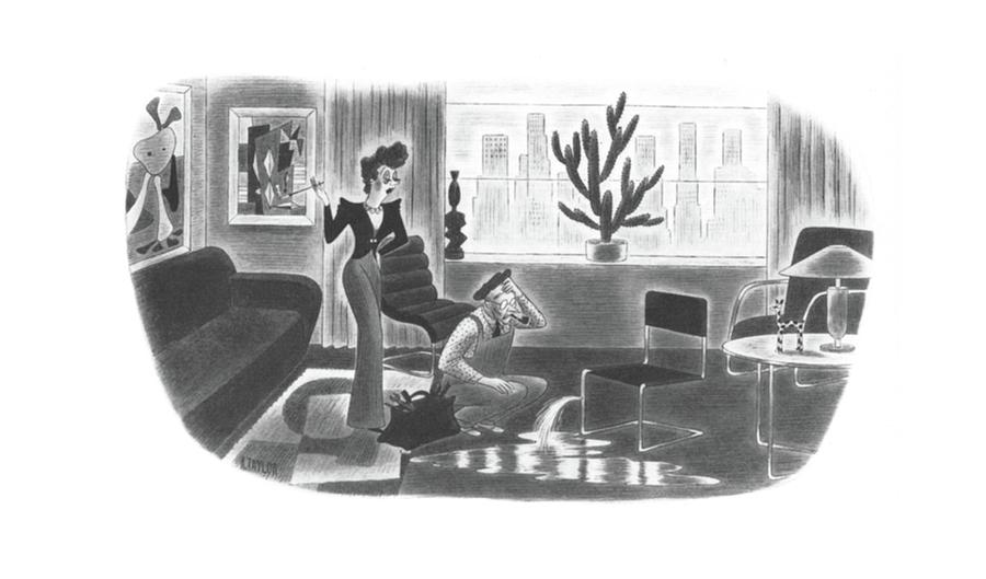 New Yorker June 28th, 1941 Drawing by Richard Taylor
