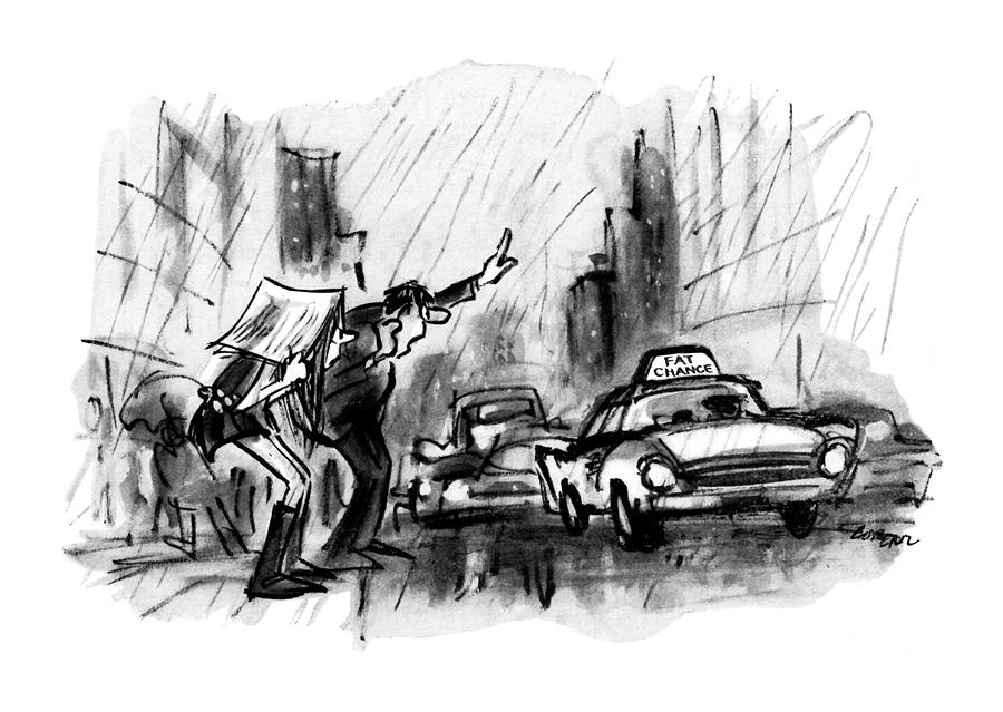 New Yorker June 6th, 1970 Drawing by Lee Lorenz