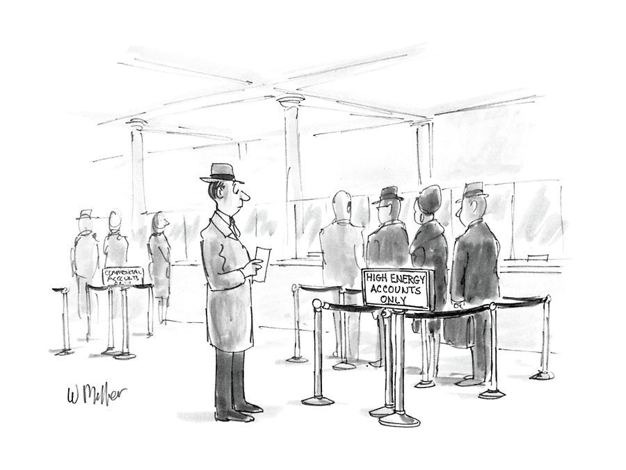 New Yorker June 6th, 1988 Drawing by Warren Miller