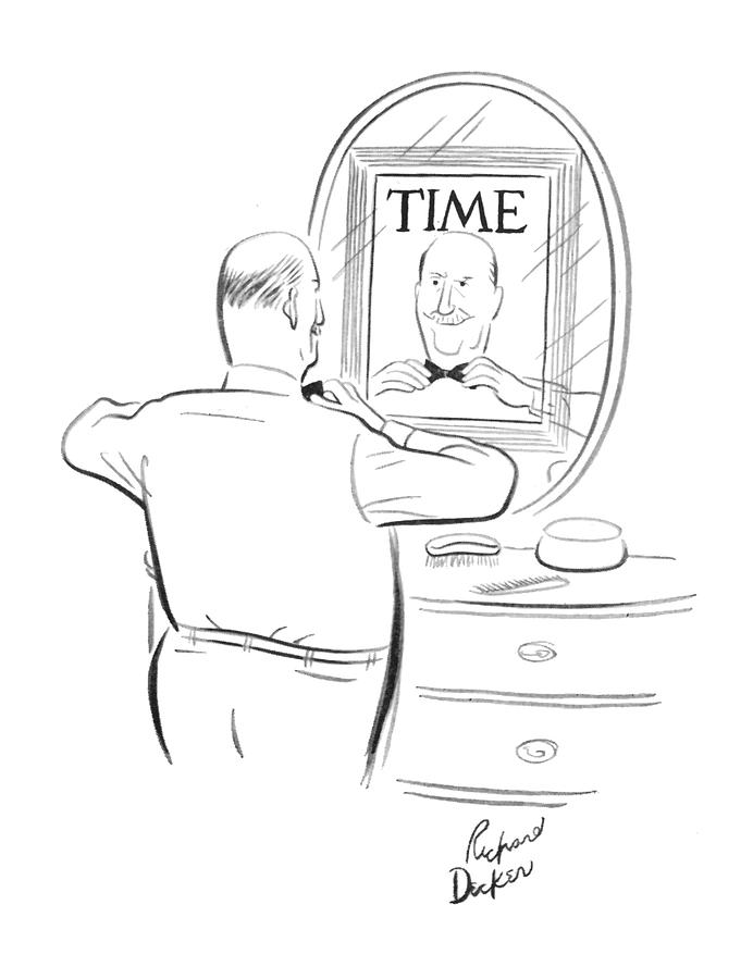 New Yorker June 9th, 1962 Drawing by Richard Decker