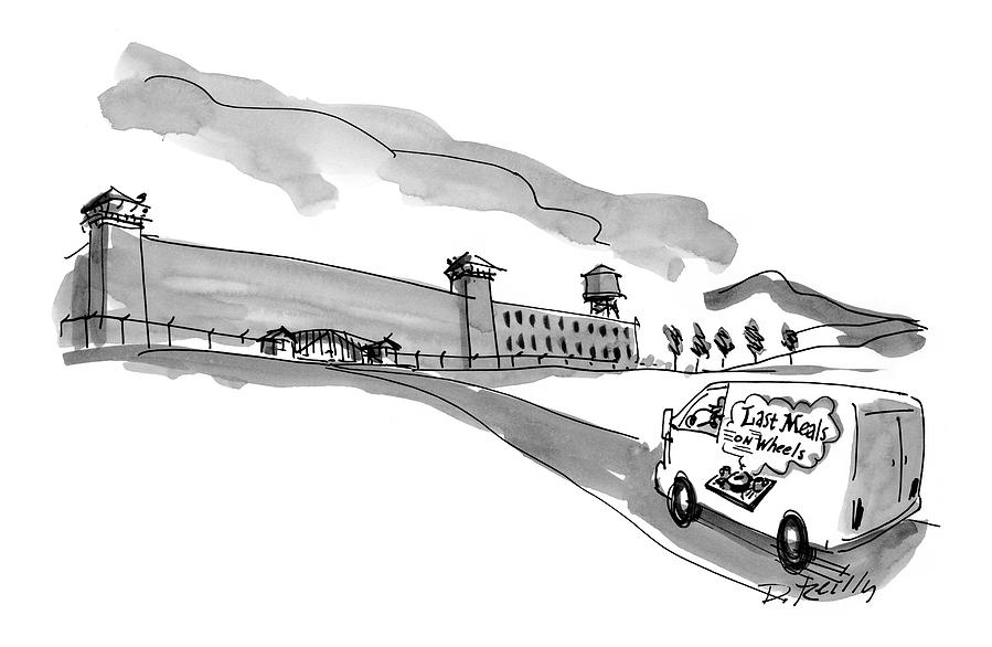New Yorker March 23rd, 1998 Drawing by Donald Reilly