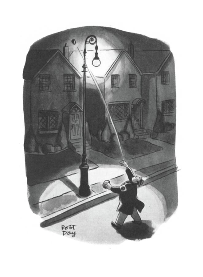 New Yorker March 28th, 1942 Drawing by Robert J. Day